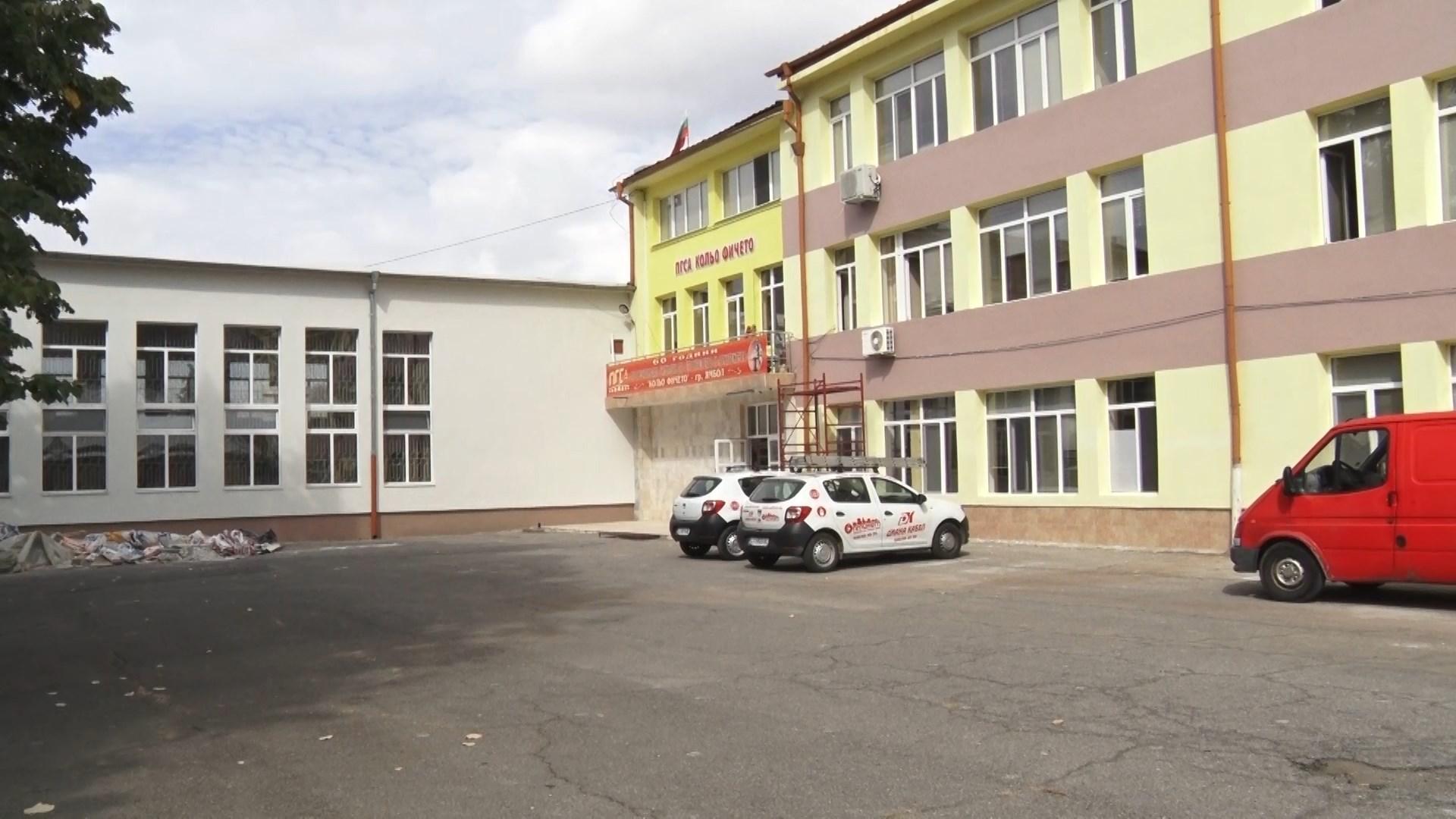 """Мащабни ремонтни дейности за над 150 хил.лв. в ПГСА """"Кольо Фичето"""""""
