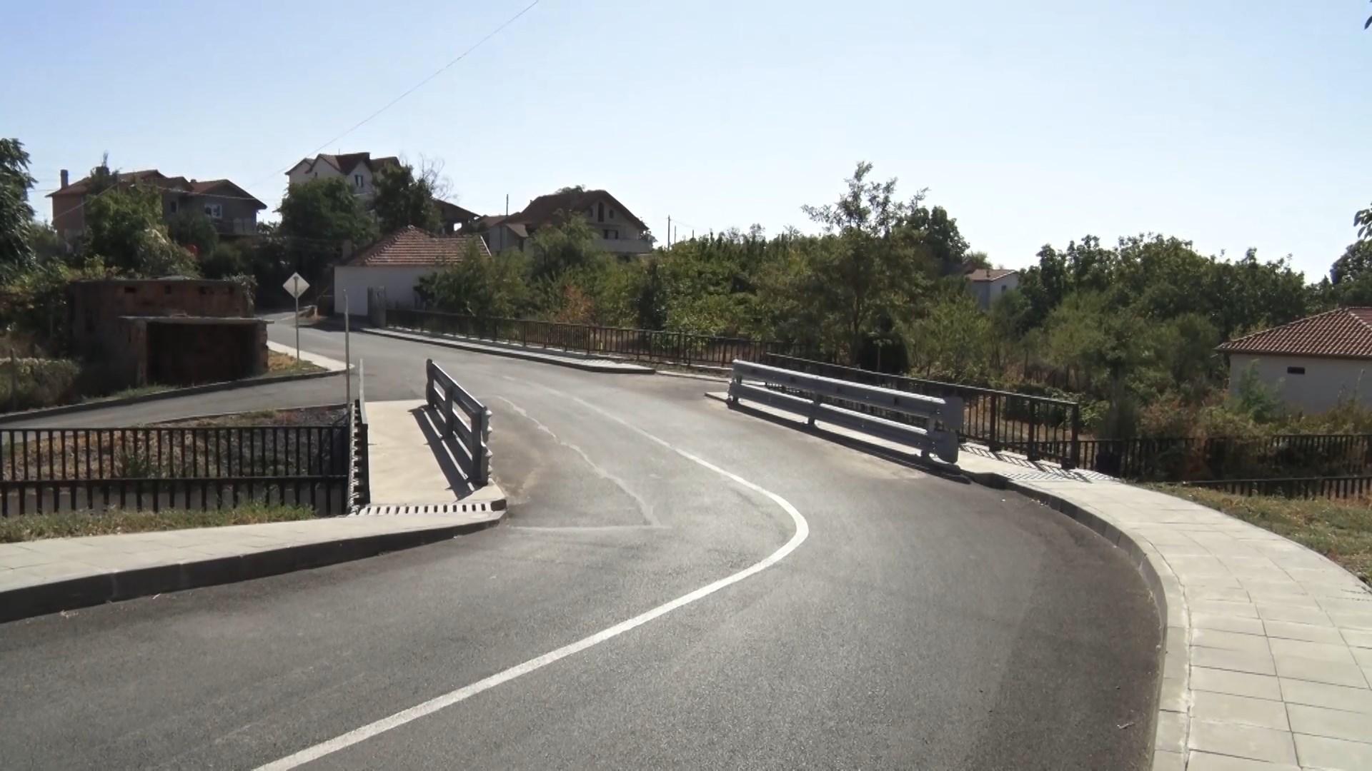 Нов мост в Сливен  е връзка между два квартала в района